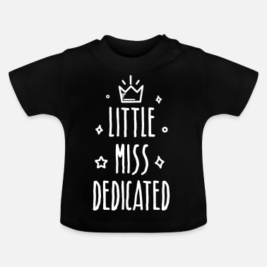 Little Big Horn Little Miss Dédié - T-shirt Bébé