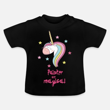 Painter Magical Painter - Baby T-shirt