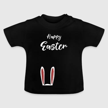 New Testament Happy Easter - easter bunny bunny rabbit ears gift - Baby T-Shirt
