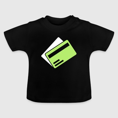 Credit card - Baby T-Shirt