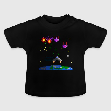 Earth Defender - Baby T-Shirt