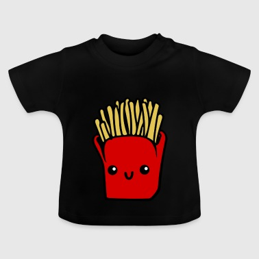 Franse stripfiguren - Baby T-shirt