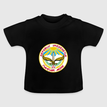 coat of arms of ingushetia - Baby T-Shirt