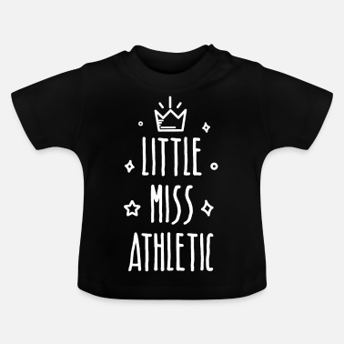 Little Italy Little miss Athletic - Baby-T-shirt
