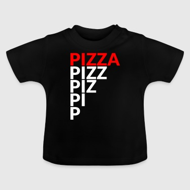 Pizza / food / food / gift - Baby T-Shirt