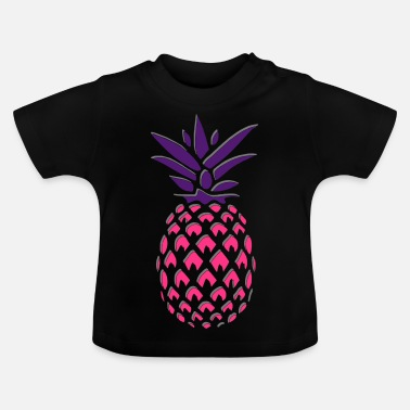 Stylish PINEAPPLE STYLISH - Baby T-shirt