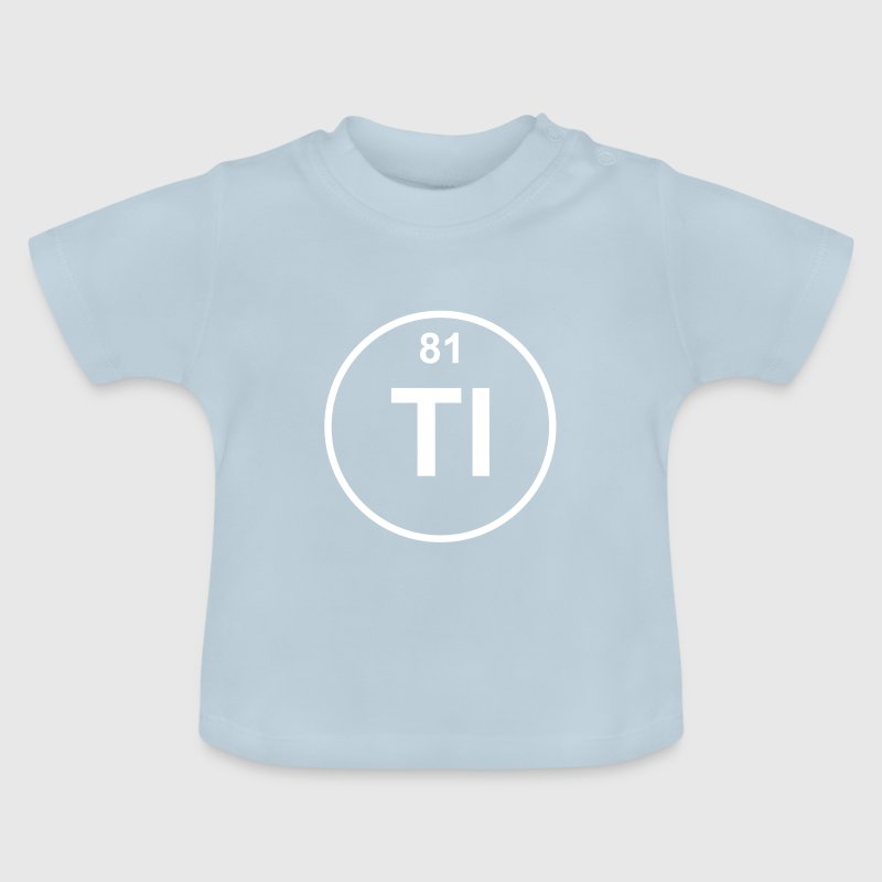 Thallium tl element 81 by elementaltable spreadshirt urtaz Choice Image