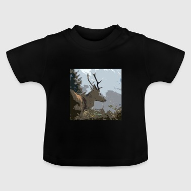 Stag - Baby T-Shirt