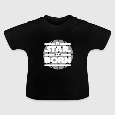 a star is born - Baby-T-shirt