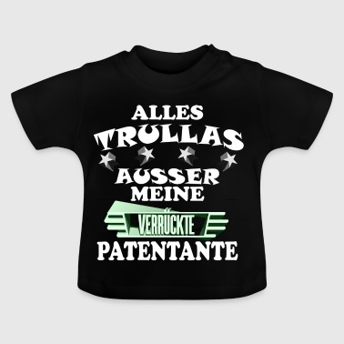 trullas patentante 3d01 - Baby T-Shirt