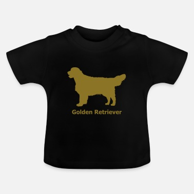 Golden Retriever Golden Retriever Labrador - Baby T-shirt