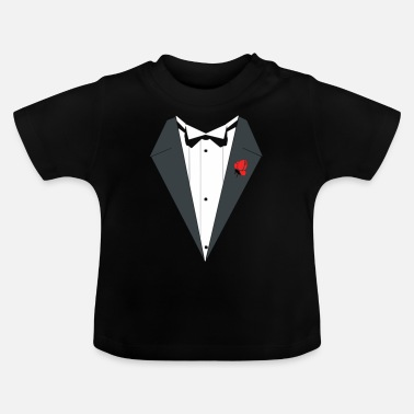 98b93a8f Occasion Cheap suit for the special occasion - Baby T-Shirt