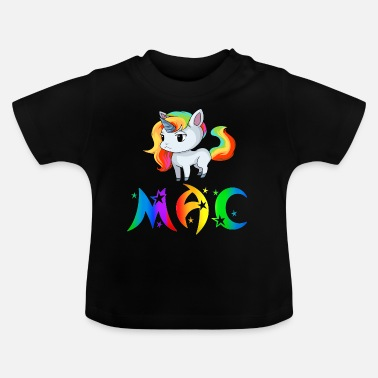Mac Unicorn Mac - Baby T-Shirt