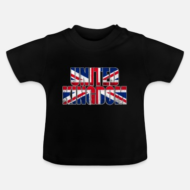 United United Kingdom - Baby T-Shirt