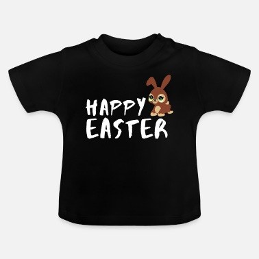 Pasen Happy Easter Bunny Easter cadeau idee - Baby T-shirt