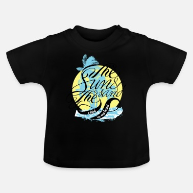 Sand The sun and the sand - Baby T-Shirt