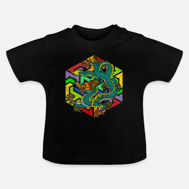 Mythologie Dragon mythologique - T-shirt Bébé