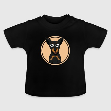Doberman Pinscher - Baby T-Shirt