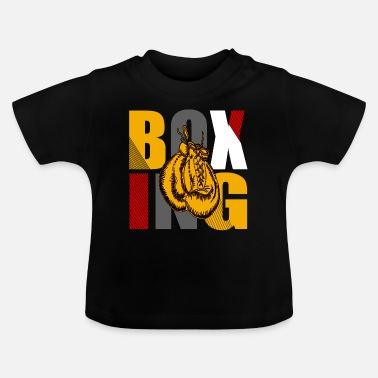 Boxing Gloves Boxing boxing boxing gloves - Baby T-Shirt