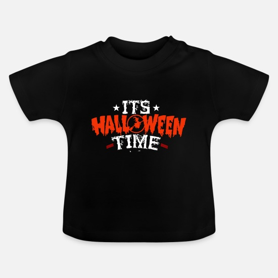 Walpurgis Night Babyklær - Halloween Walpurgis Night Witch Gift Grab Undead - Baby T-skjorte svart