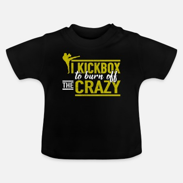 Kick Kick-Boxing Kick-Boxing - T-shirt Bébé
