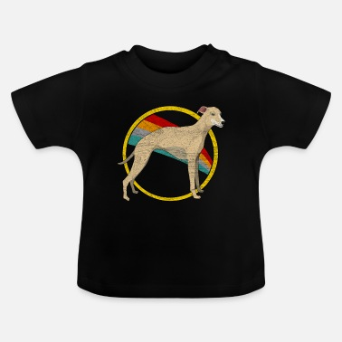 Hunting Hunting Dog Breed Greyhound Hunting Dog Jaeger - Baby-T-shirt