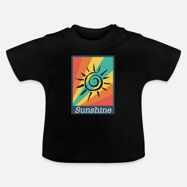 Picture Sunshine Picture - Baby-T-shirt