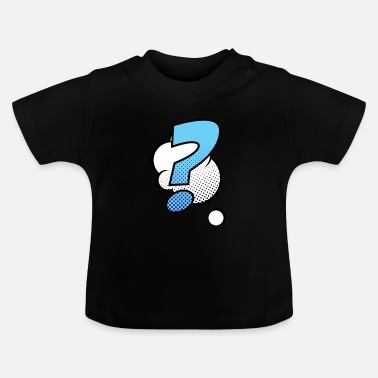 Comic Comic Comic Style Comic Strip Comics - Baby T-Shirt