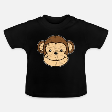 Singe Anthropoïde singe - T-shirt Bébé
