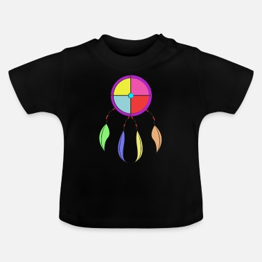 Zen Dreamcatcher - Baby-T-shirt