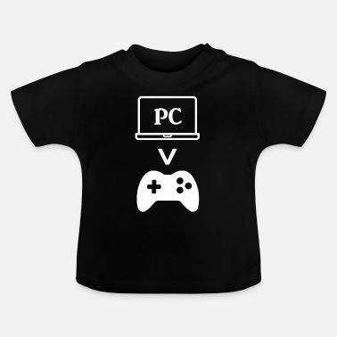 Console PC Over Console - Baby T-shirt
