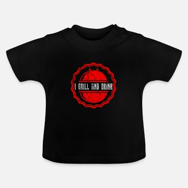 Braden Barbecue Barbecue Barbecue Geschenkidee - Baby T-shirt