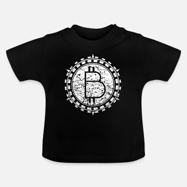 Plantsoen Bitcoin cryptocurrency money investment speculation - Baby T-shirt
