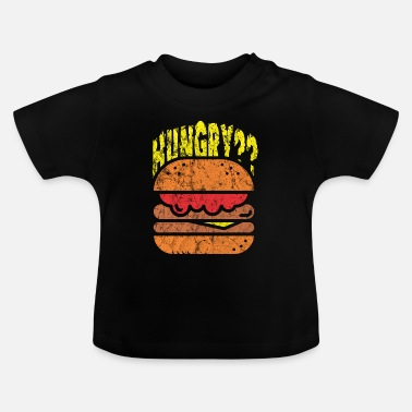 Hunger Food food gift idea - Baby T-Shirt
