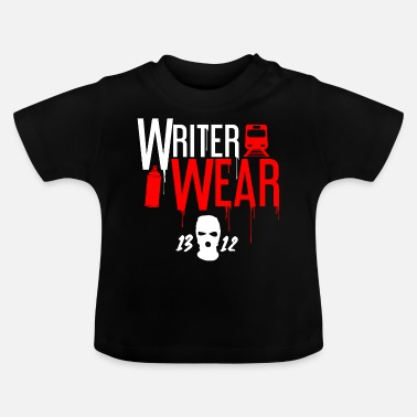 Wear Writer Wear - Baby T-shirt