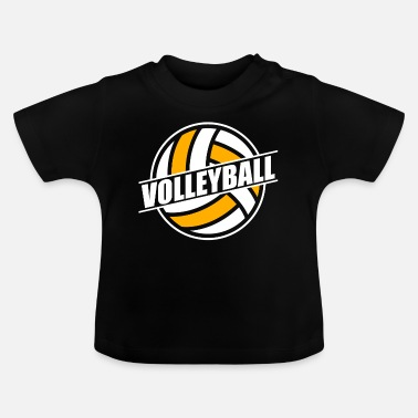 Volley Volley-ball volley-ball volley-ball équipe de volley-ball - T-shirt Bébé