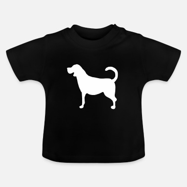Staffordshire Hond Teckel Poedel Retriever Canine Shepherd Dog - Baby T-shirt