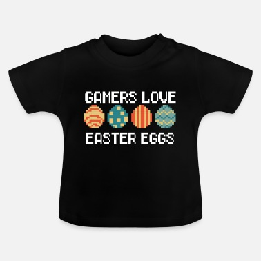 Blik Easter Happy Easter Egg Hunt Egg Hunt Kan - Baby T-shirt