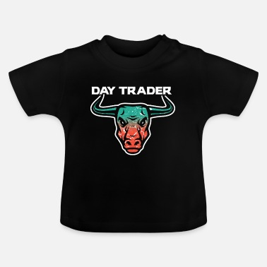 Tradition Day Trader Trader Bulle - T-shirt Bébé