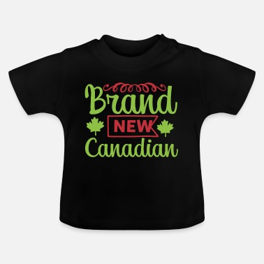 New Age Helt ny canadisk - Baby T-shirt