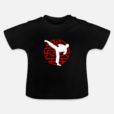 Karate Karate Sidekick - Baby T-shirt