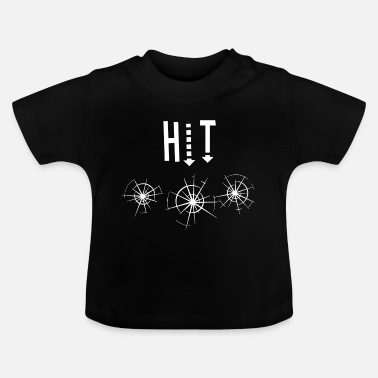 Hits Hit, hit - Baby T-Shirt