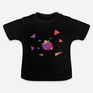 Rectangle Rectangle / rectangle - T-shirt Bébé