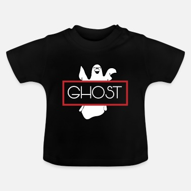 Ghost Halloween Ghost Ghost Ghost - Baby T-Shirt