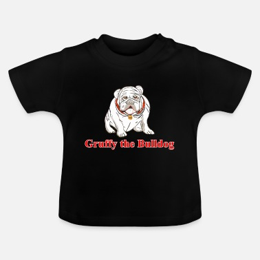 Gruffy the Bulldog - Maglietta per neonato