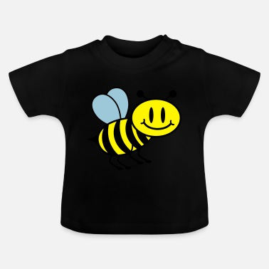 Bienen bee_comic_lo3 - Baby T-Shirt
