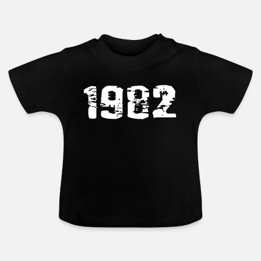 Year Of Birth Year of birth - Baby T-Shirt
