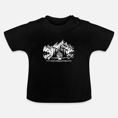 Nature Lovers Nature lover - Baby T-Shirt