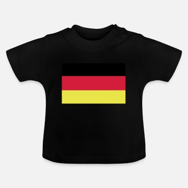 German Flag German Flag - Baby T-Shirt