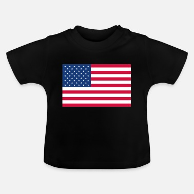 Stars And Stripes Stars and Stripes - Baby T-Shirt